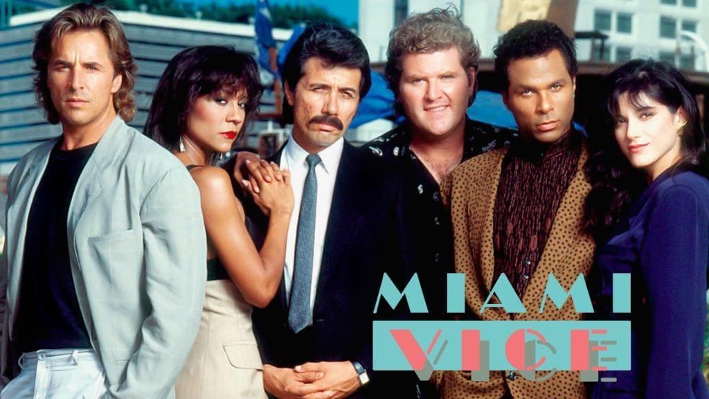 Prima puntata Miami Vice
